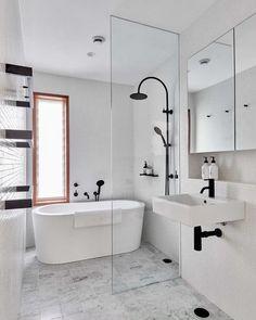 Bathroom ideas 🛁 #room #modern #bohochic #rustic #master #spa #homedecor
