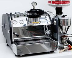 The La Marzocco GS3 Espresso Machine.