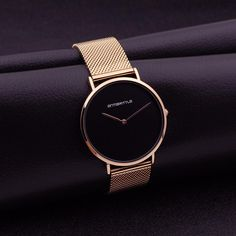 Brand Name: Antibrittle Item Type: Quartz Wristwatches Dial Diameter: Case Thickness: Water Resistance Depth: Case Shape: Round Band Width: Feature: Water Resistant Boxes & Cases Material: Paper Gender: Women Style: F Gold Watches Women, Trendy Watches, Rose Gold Watches, Elegant Watches, Luxury Watches For Men, Beautiful Watches, Accesorios Casual, Jolie Lingerie, Swiss Army Watches