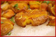 Πατάτες φούρνου για το Χριστουγεννιάτικο τραπέζι: Δύο ακόμα λαχταριστές συνταγές! - Χρυσές Συνταγές Vegetarian Recipes, Cooking Recipes, Yummy Food, Tasty, Yummy Yummy, Greek Recipes, Yummy Recipes, Recipies, Appetisers