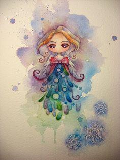 Mistletoe by Juri Uedo