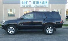 2003 *TOYOTA* *4RUNNER* SR5 – GET PRE APPROVED TODAY!