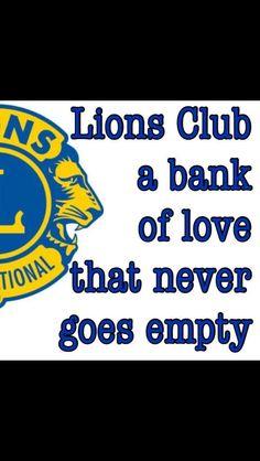 14 Best Lions Club Images In 2019 Lion Lions