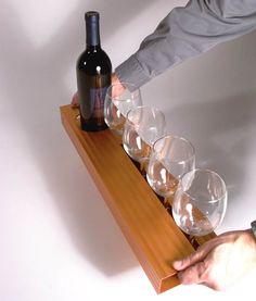 great wine server!