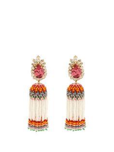 Totem earrings   Shourouk   MATCHESFASHION.COM AU