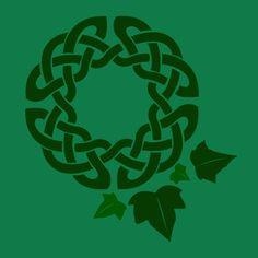 Celtic Ivy Knot