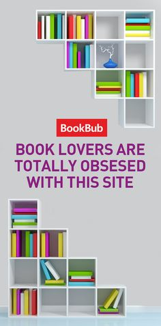 BookBub alerts millions of happy readers to limited-time free & discounted bestselling ebooks. Go to BookBub.com/pin.