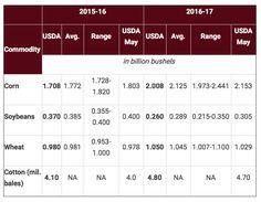 Grains, Rally in bilico: il WASDE non basta - Materie Prime - Commoditiestrading