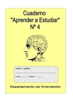 "Cuaderno ""Aprender a Estudiar"" vía @orientacascales #orientación cc @Laagrupacionaij"