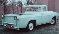 1957 FORD F-100 - Google Search