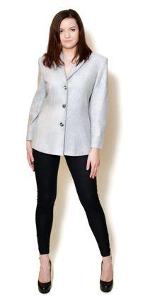 wool blazer women outfit  US$34.95