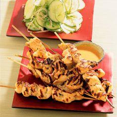 Thai Chicken Sat