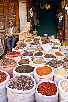 Old City Market. Kashgar, Uzbekistan