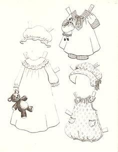 Little Flower Girls by Judy M Johnson