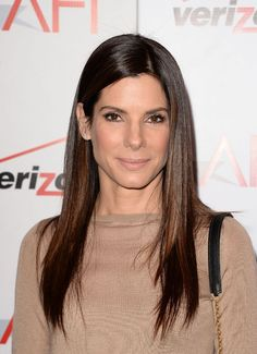 """Sandra Bullock's Natural-Looking Brows Natural brows still need a bit of shaping. Bailey suggests seeing a pro to make a shape for you if you're nervous to do it yourself. You can also use a tool like Benefit Brow Map. """"After identifying each point (the start, the arch, and the end), fill in the brow using a natural brow filler,"""" he says. """"Remove the hairs that fall below the shape you've just created. This will keep you from going too far into the natural brow shape and over over-tweezing."""""""