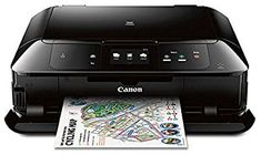 Canon Wireless All-In-One Printer with Scanner and Copier Black Printer Scanner Copier, Wireless Printer, Inkjet Printer, Linux, Canon, Mac, Best Printers, Printer Driver