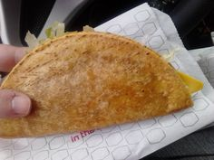 The Food Hussy!: Jack in the Box and their addictive freaky 99 cent tacos!