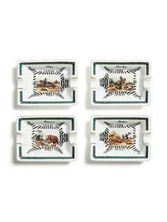 Hermes Mini Hunting Trays