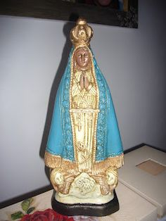 Renovando e aproveitando: Nossa Senhora Aparecida (7)