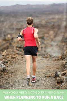 Check out these reasons for a training plan when you are getting ready to run a race