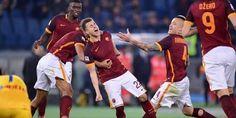 Bandar Bola Terpercaya Salah Dan El Shaarawy Membawa Roma Menang