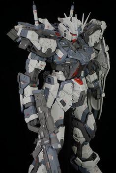 GUNDAM GUY: PG 1/60 GAT-X105b Gundam Ather Ver. 2.0 - Custom Build Perfect Grade, Strike Gundam, Manga Characters, Fictional Characters, Gundam Custom Build, Mecha Anime, Star Lord, Gundam Model, Mobile Suit