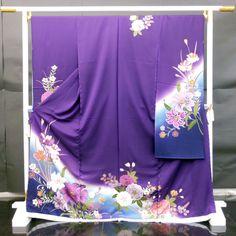 furisode japan kimono