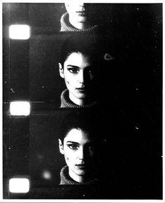 Benedetta Barzini Screen Test Penn, Avedon Muse: 'Working As a Model Is a Scheme' - The Cut