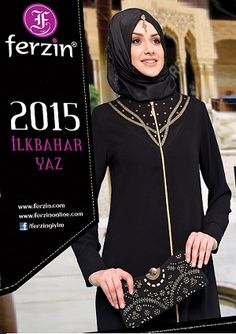Ferzin Giyim 2210 Ferace | - Wholesale