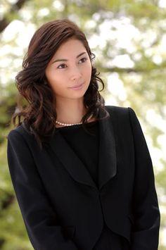 Ito Misaki (伊東美咲) 1977-, Japanese Actress