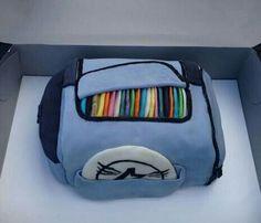 Cool disc golf cake