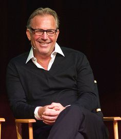 Kevin Costner attends a Live Talks LA conversation with Jon Baird and Rick Ross about new retro adventure THE EXPLORERS GUILD VOLUME ONE A PASSAGE TO...