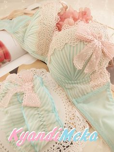 Really Cute Bra and Panty Set ♥
