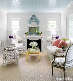 As a means of choosing your favorite living room design. This awesome living room design contain 19 fantastic design.To introduce you many types of Living Roomd… Best Interior, Home Interior, Interior Decorating, Interior Paint, Decorating Tips, Decorating Bedrooms, Interior Designing, Modern Interior, Küchen Design