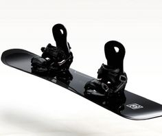 CHANEL RESIN, WOOD AND FIBER GLASS SNOWBOARD 2008