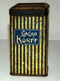 Cacao Korff.