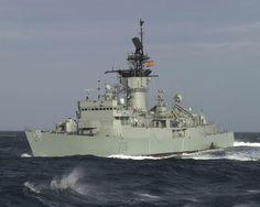 Fragata Extremadura (F-75) - Armada Española