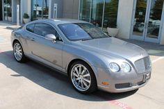 2005 Bentley Continental GT in Dallas, TX