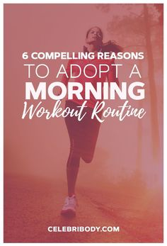 Why do some people get up with the birds to work out? Find out the reasons and why you should starting getting up early to work out too. Care Skin Condition and Treatment Oil Makeup Body Weight Hiit Workout, Fat Burning Cardio Workout, Cardio Workout At Home, Body Workout At Home, Cardio Workouts, Quick Workouts, Body Workouts, Morning Workout Routine, Exercise Routines
