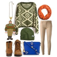 Oaken by jboothyy on Polyvore featuring SEVEN, Dune, GUESS by Marciano and Neff