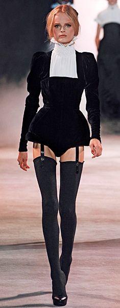 love this russian designer Ulyana Sergeenko F/W 2013 and hanne as a sessual nun like school marm dominatirx equestrian is too good. @Katia Bleecker