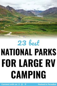 The best US travel destinations for RV campgrounds. Ultimate list and tips for an amazing road trip with kids or with dogs! From East coast to West coast plan your next National Park vacation. Cascade National Park, North Cascades National Park, Everglades National Park, Capitol Reef National Park, Grand Teton National Park, Rocky Mountain National Park, Yellowstone National Park, National Parks, Moraine Park