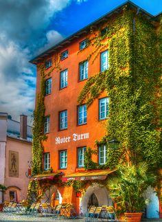 Wasserburg am Inn - Bavaria - Germany (von Polybert49)