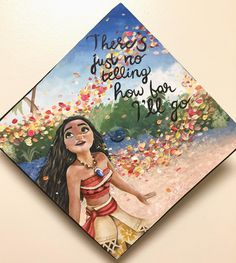 Best Disney Graduation Caps