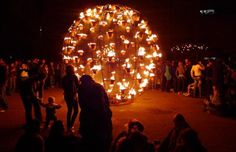 Image result for why gather around a fire?