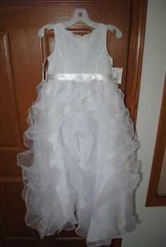 Flower Girl Dress $70