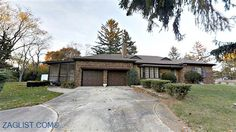 House for sale at 2508 College Road, Downers Grove, IL 60516  - Zaglist.com® #HouseForSale #House #ForSale #DownersGrove #zaglist Find Property, Property For Sale, Downers Grove, Land For Sale, Townhouse, Sidewalk, College, Real Estate, Cabin