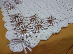 Tapete De Barbante Em Croche Retangular Tapete Croche Tapete De | Download Gambar