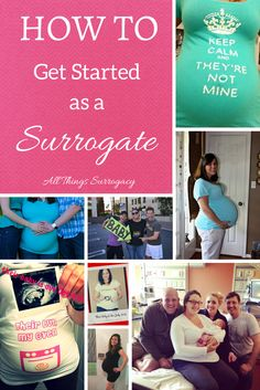 I need to write an essay about surrogate maternity. Can u please help me to find informations?