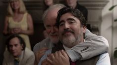 Love Is Strange is a 2014 drama movie directed by Ira Sachs. Ben (John Lithgow) and George (Alfred Molina) are a elderly gay couple living in Manhattan. Best Drama Movies, Good Movies, Goodbye To Language, Alfred Molina, John Lithgow, Beau Film, Movies Box, Positive Images, Love Is